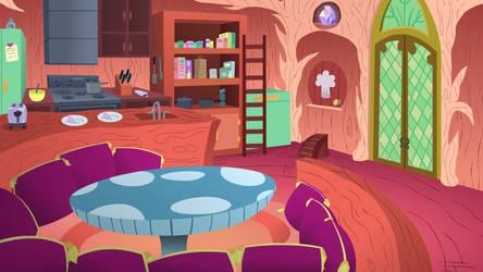 PWS: Tree Castle Kitchen