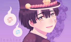 Hanako-kun   Fanart