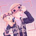 Happy B-Day Sougo | Fanart