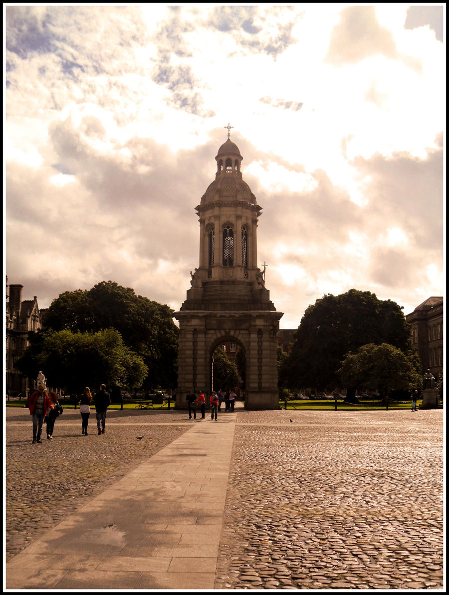 Trinity College by Debbysh
