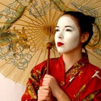 Geisha by lou-femi