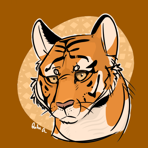 Tiger Attempt by Jusscheese