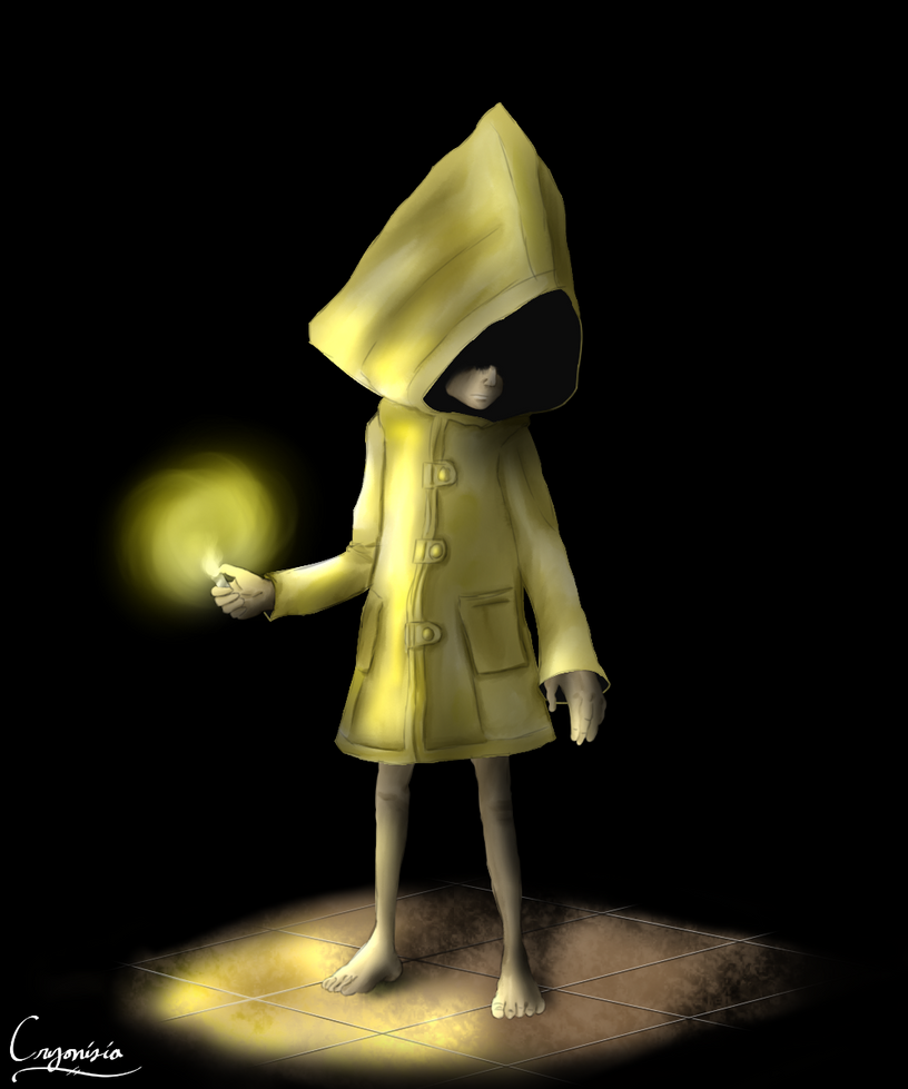 Little nightmares fanart by cryonisia on deviantart for Painting games com