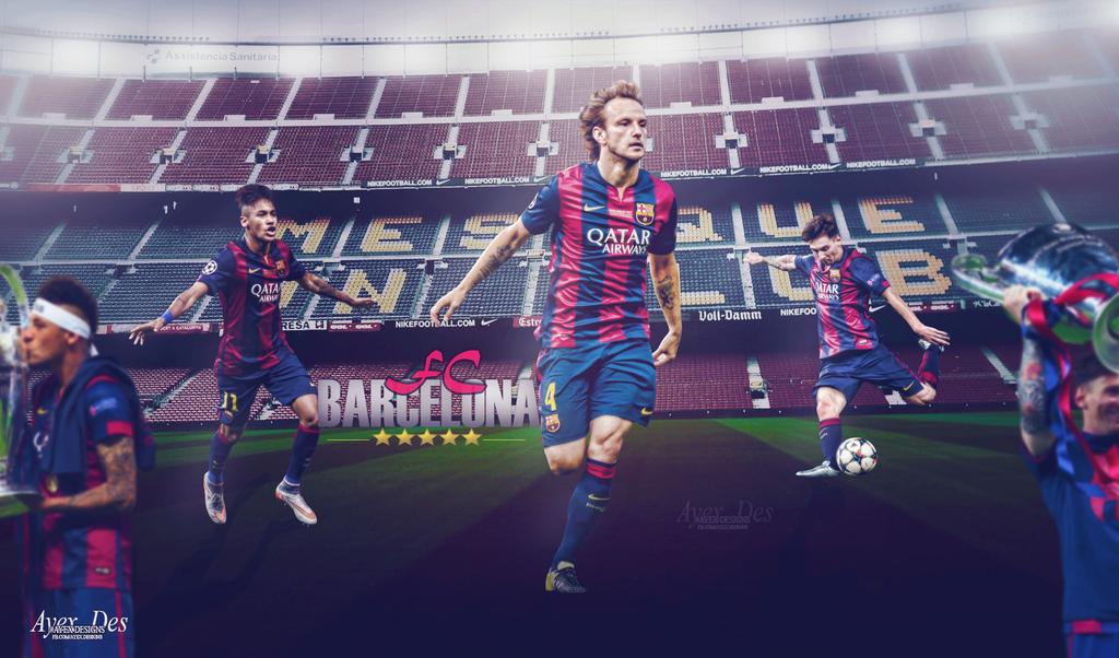 FC Barcelona Wallpaper iPhone 6S by lirking20 on DeviantArt   All ...