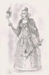 Dark Elves Mistress