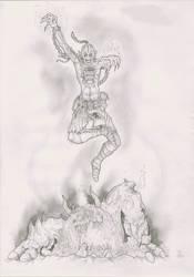 Shadow Summoner (Dark Elves)