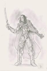 Dark Elf warrior