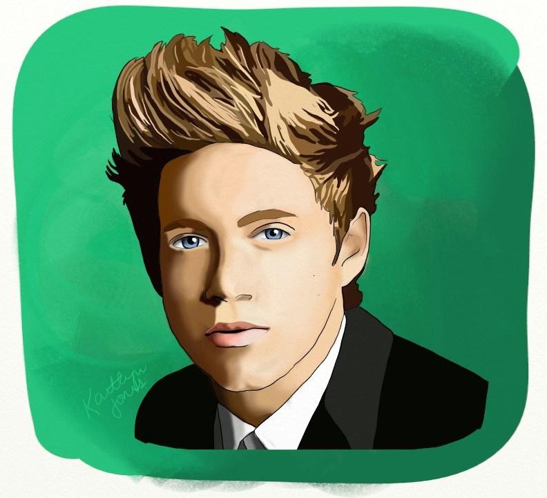 Niall Horan by widfl