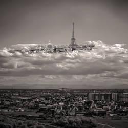 Paris by LolaArtland