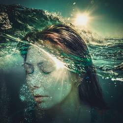 underwater by LolaArtland