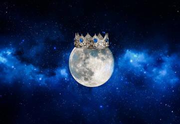 Moon by LolaArtland