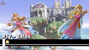 Smash Ultimate Wallpaper #17 - Zelda