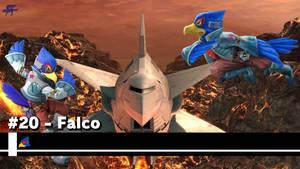 Smash Ultimate Wallpaper #20 - Falco