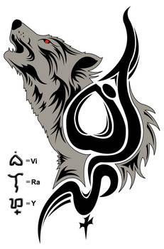 Viray Tribal Clan Tatoo
