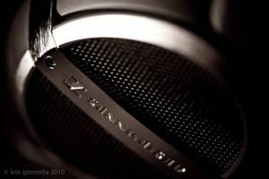 Sennheiser HD 448 - Close Up