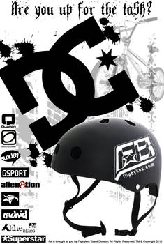 Flipbykes - DC Collaboration