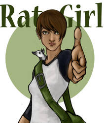 Rat Girl by Ratgirlstudios