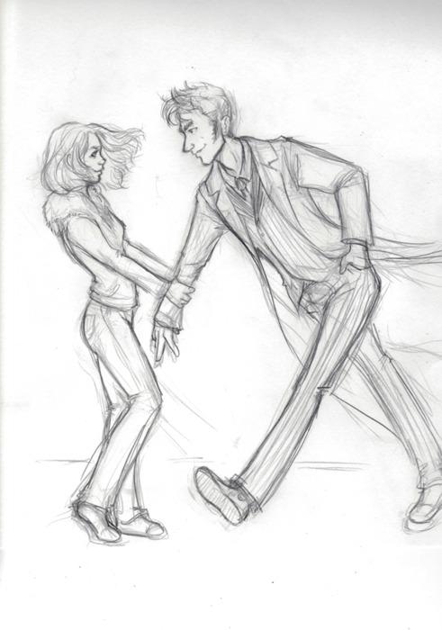 Love Rose SketchLove Rose Sketch