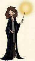 Hermione quick sketch