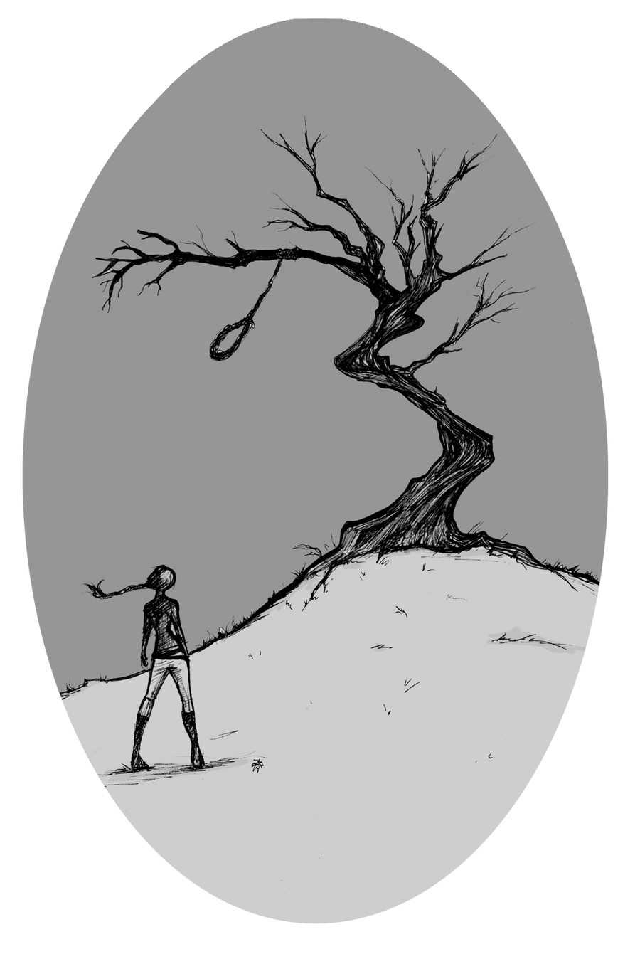 The Hanging Tree by Ratgirlstudios