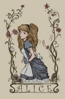 Alice -Color by Ratgirlstudios