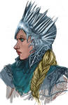 Warrior Elsa: Prelim