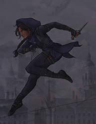 The Wraith by Ratgirlstudios