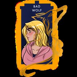 Bad Wolf: Rose by Ratgirlstudios