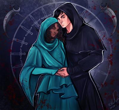 Anastasia and Lucifer
