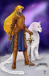 Venus and Artemis