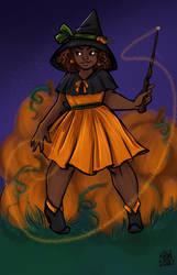 Witchtober 2020: Pumpkin