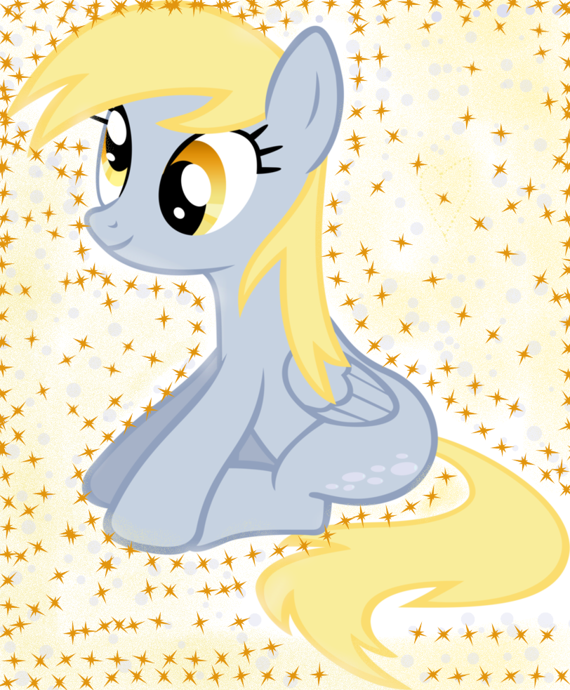 Derpy by PONITA-GOLD-EVIL