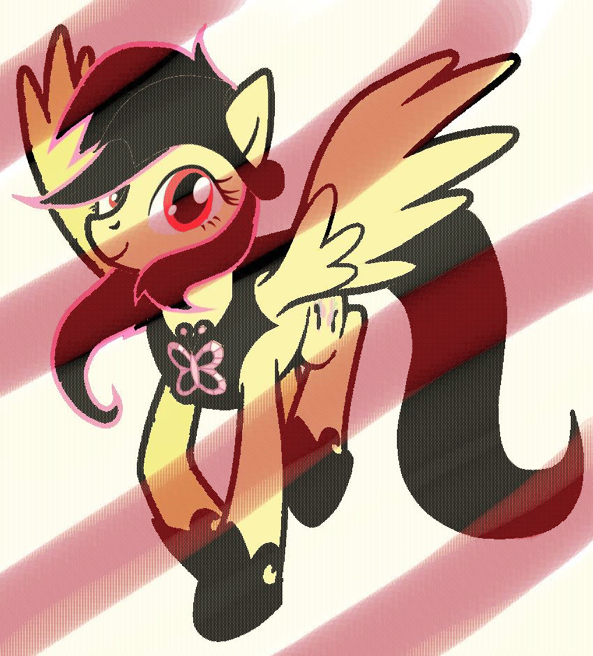 Fluttershy by PONITA-GOLD-EVIL