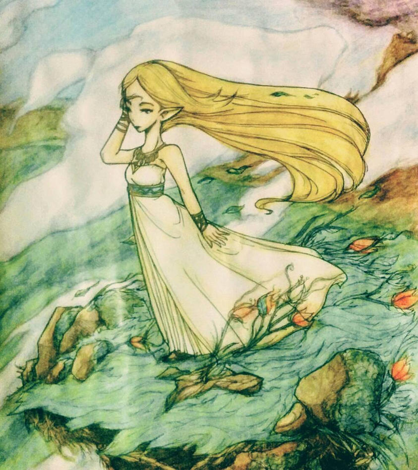 Z for Zelda by articice21012