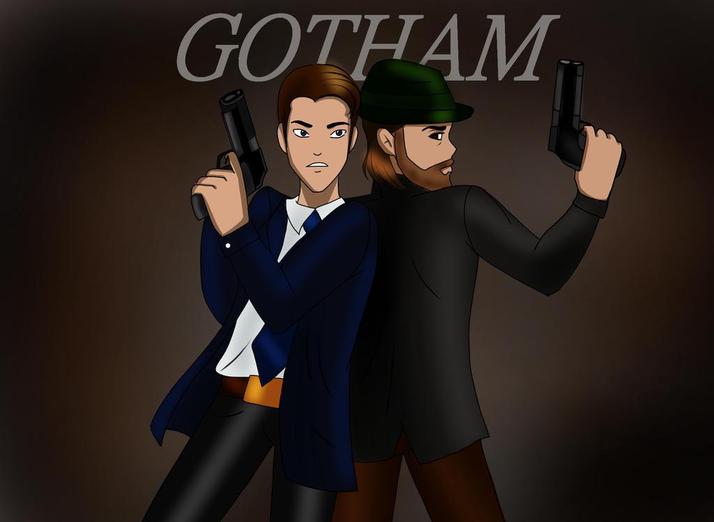 gotham by georgetarts