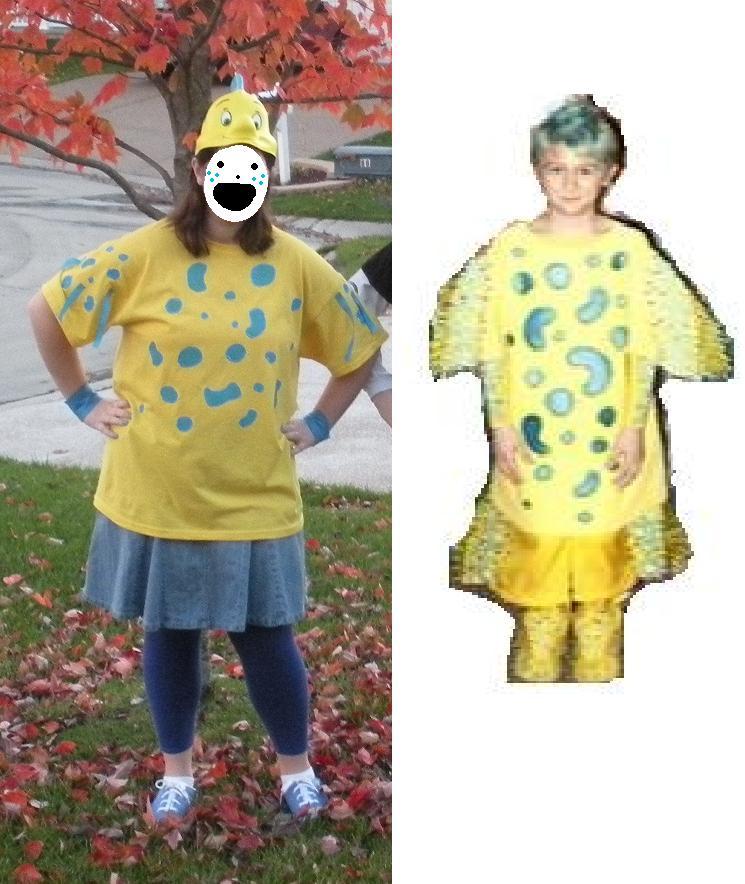 Pictures Of Little Mermaid Flounder Costume Kidskunst Info