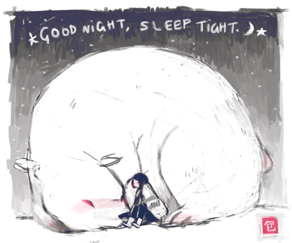Good Night by ah-bao