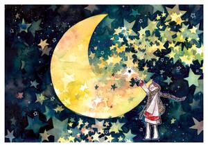 Starry Night by ah-bao