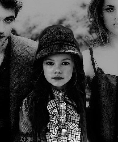 Edward, Bella, and Renesmee. by Marie1987 on DeviantArt  Edward, Bella, ...