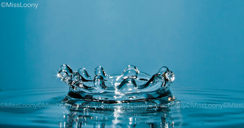 Water Crown by MissLoony