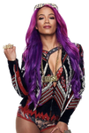 SASHA BANKS - HELL IN CELL- PNG