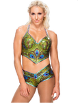 CHARLOTTE FLAIR - WRESTLEMANIA 33 - PNG