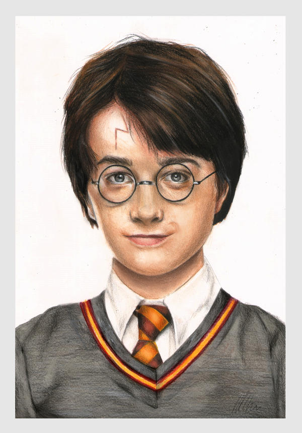 Harry Potter by MollyThomas