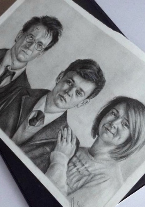 The Potters (Cursed Child) by MollyThomas