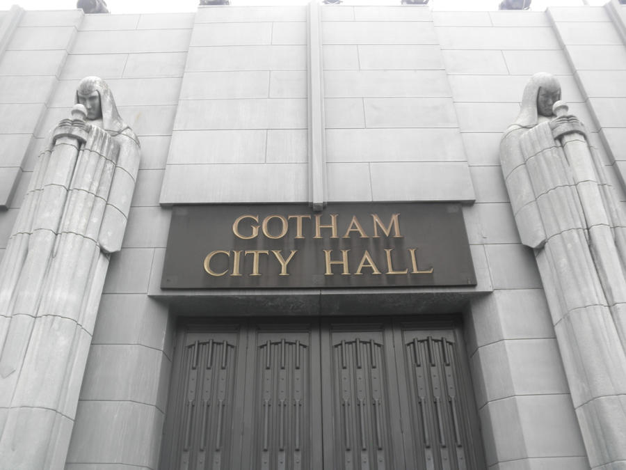 gotham city speed dating