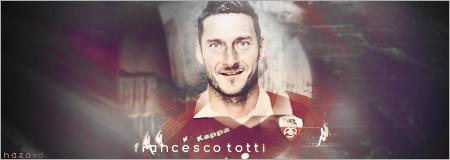 Francesco Totti by Hazard10