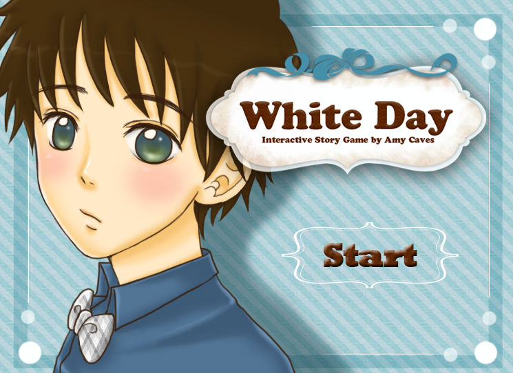 White Day Game Ready to Play!!
