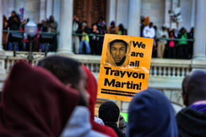 We are all Trayvon Martin by DarkPhoenix36