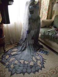 Corpse Bride Costume 2