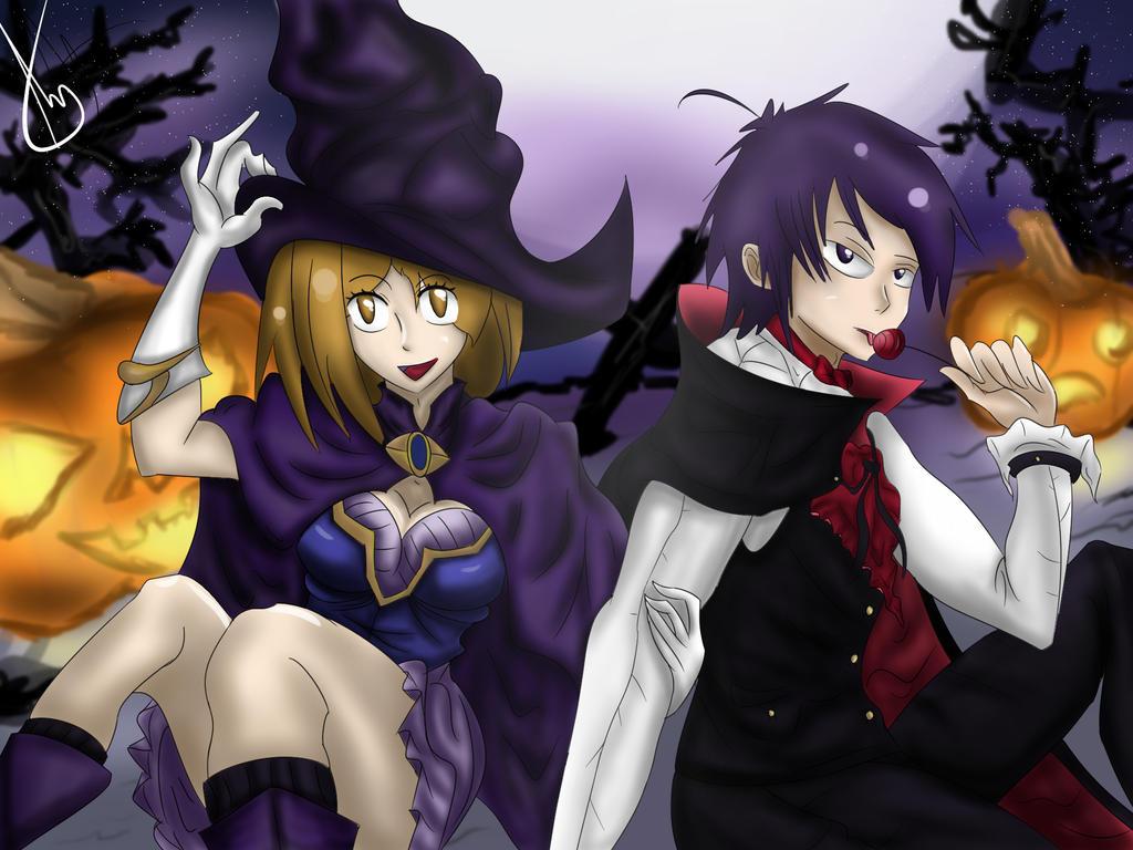 Happy Halloween! by Alex828x
